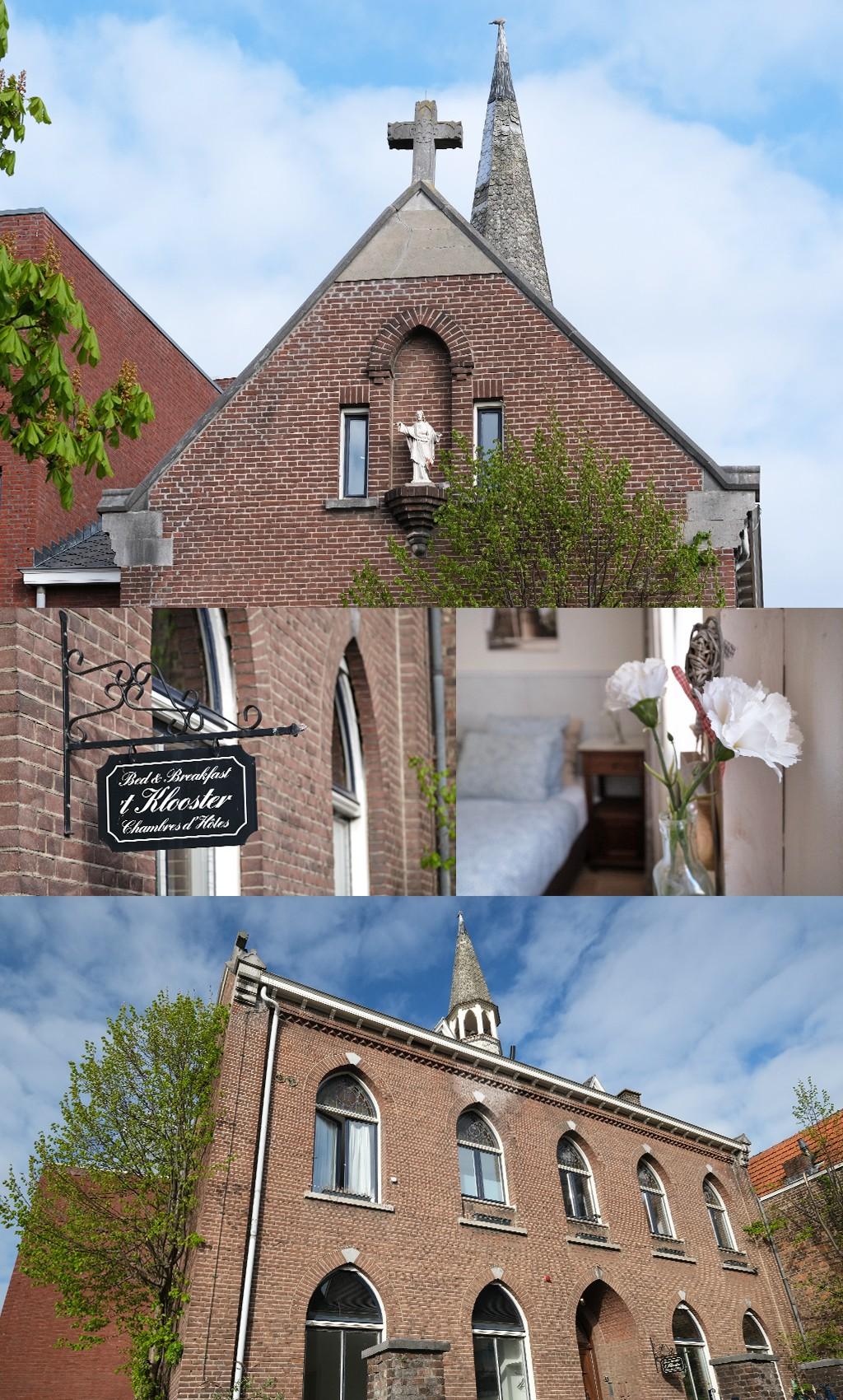 Het Klooster BB accommodatie Maastricht
