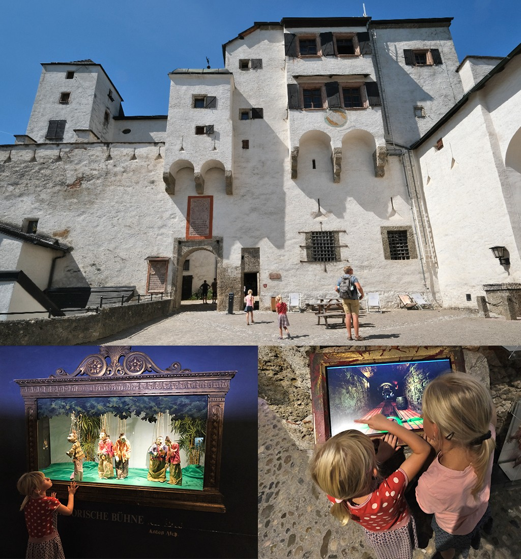Hohensalzburg Marionettenmuseum