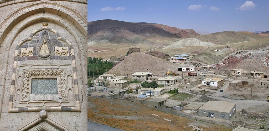 Hosap Castle Koerdistan