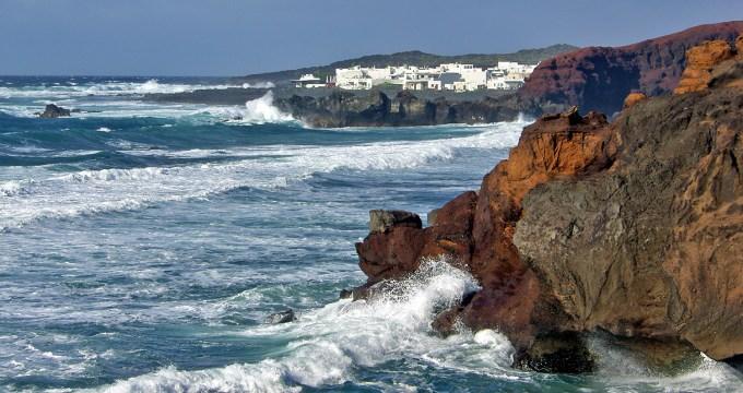 Lanzarote in december