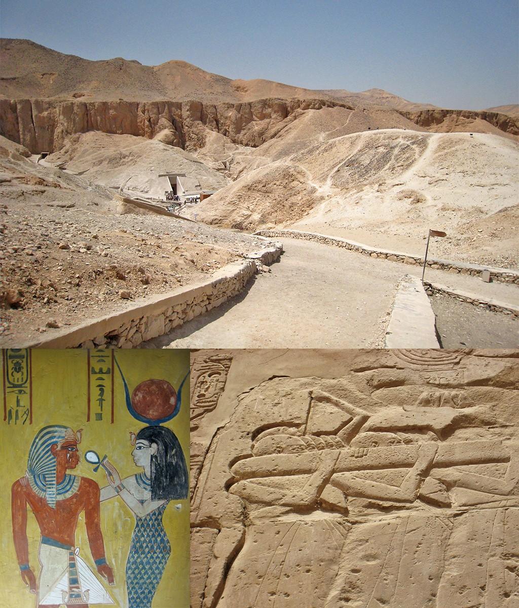 Luxor - vallei der koningen