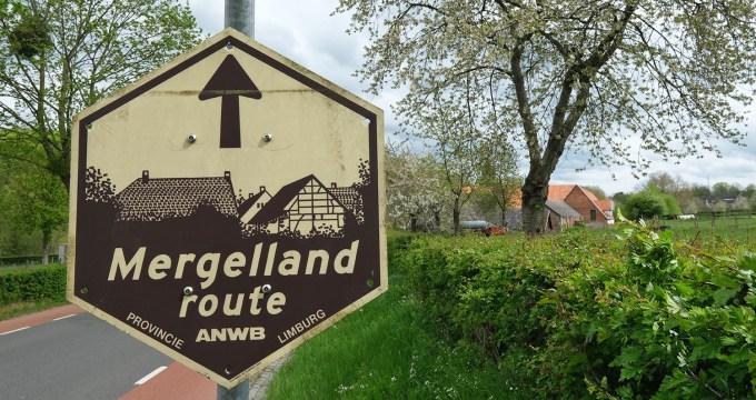Mergellandroute autoroute Zuid-Limburg