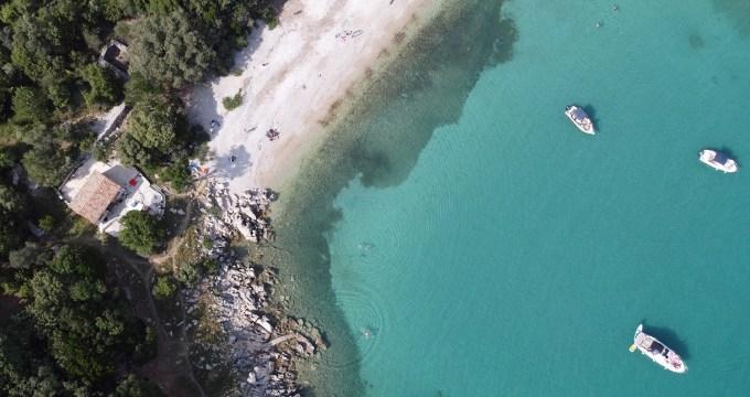 Mooiste stranden Cres Kroatië