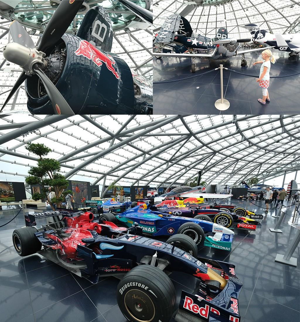Redbull Hangar 7