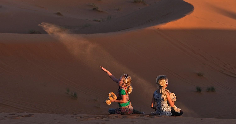 Rissani Merzouga Sahara woestijn Marokko