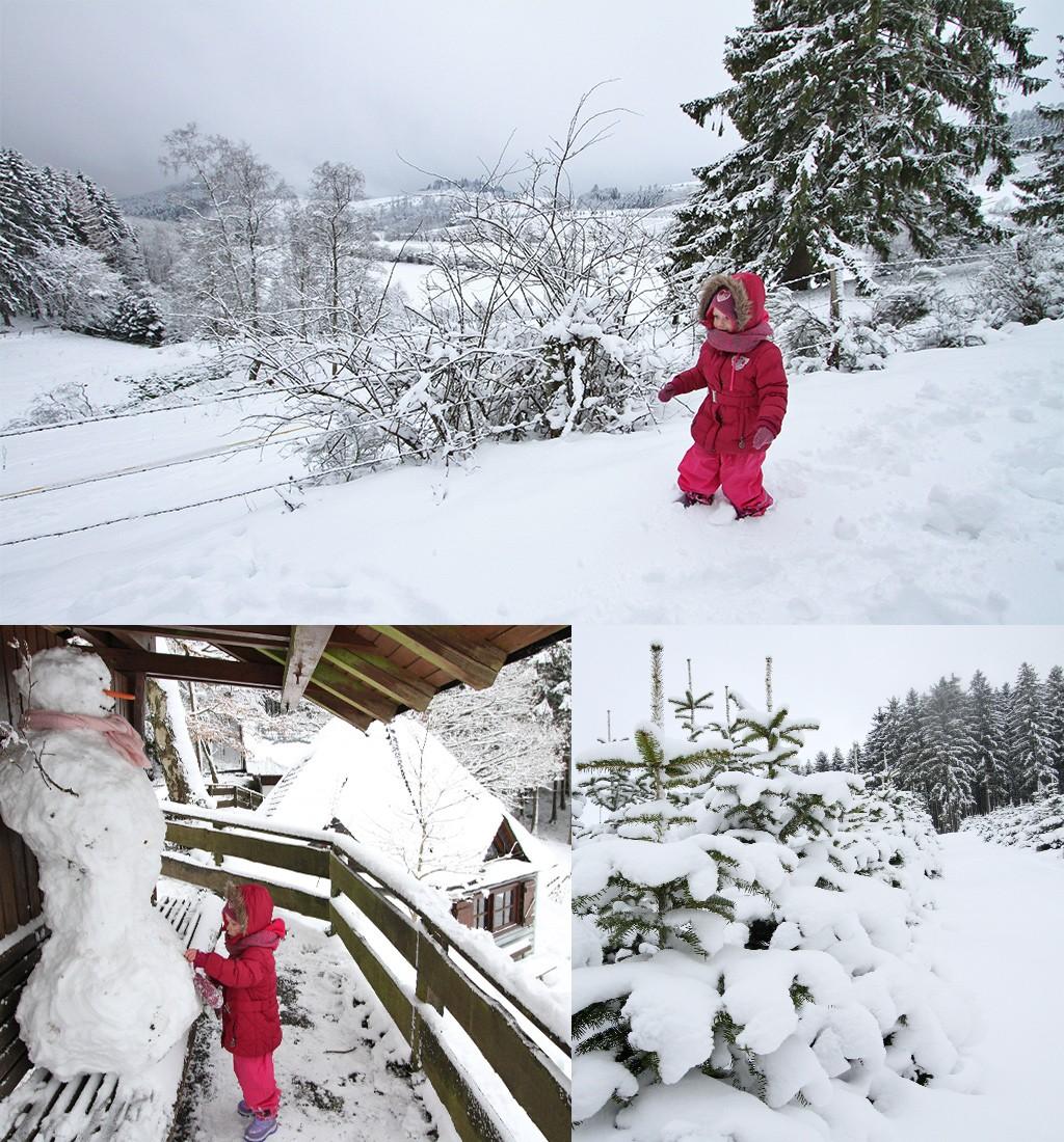 Rothaargebirge sneeuwpret