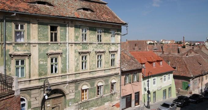 Sibiu Roemenië