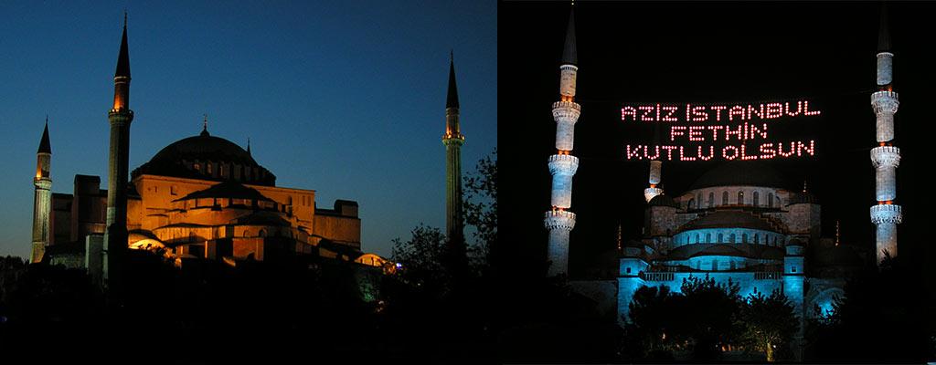Sultan Ahmet Plein Istanbul