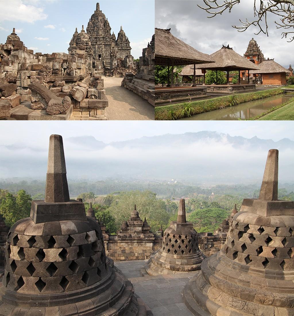 Unesco werelderfgoed Indonesië