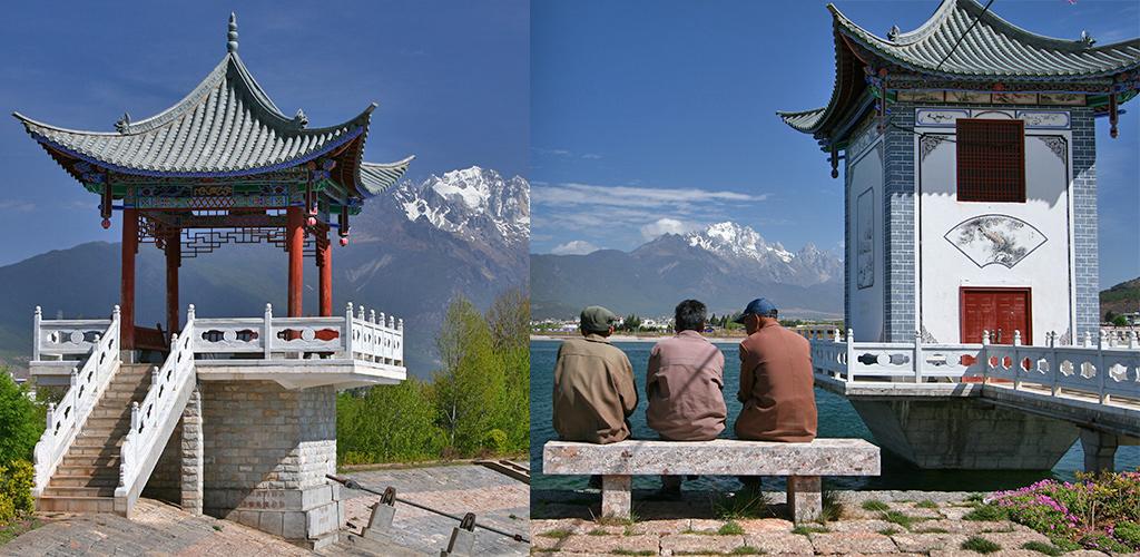 Alternatief voor Dragon Pool Park Lijiang