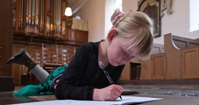 bijzonder overnachten in een kerk in Friesland