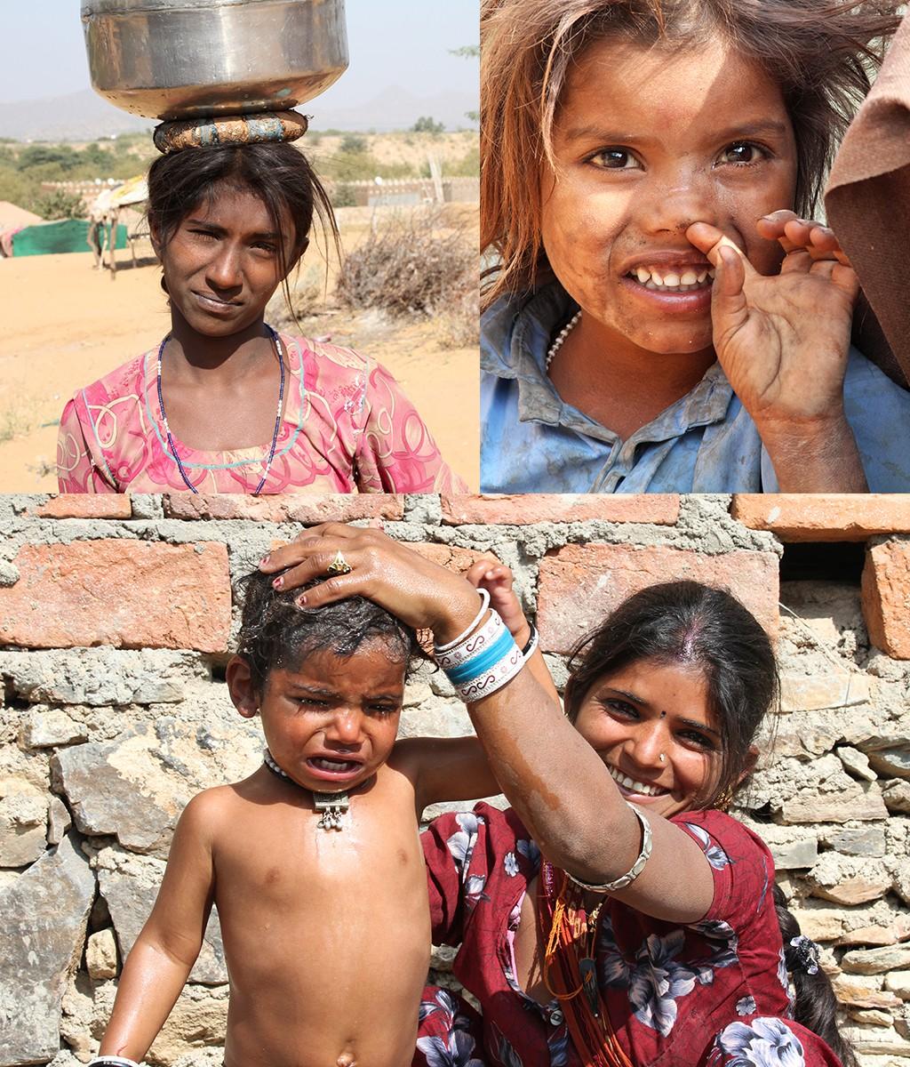 douchen in India