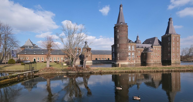 fietsroute Zuid-Limburg langs kastelen en natuur