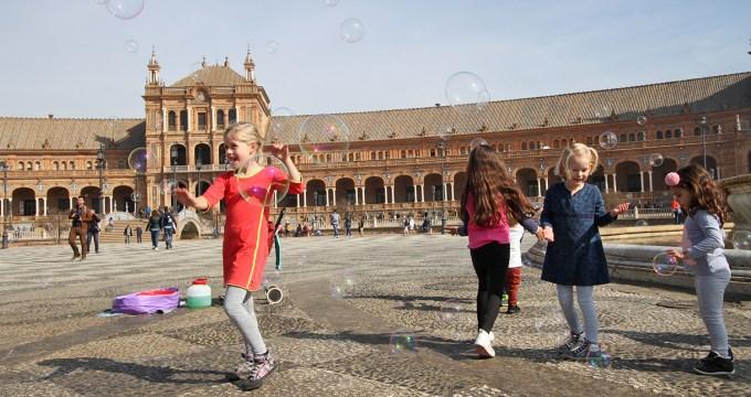gratis zien en doen in Sevilla