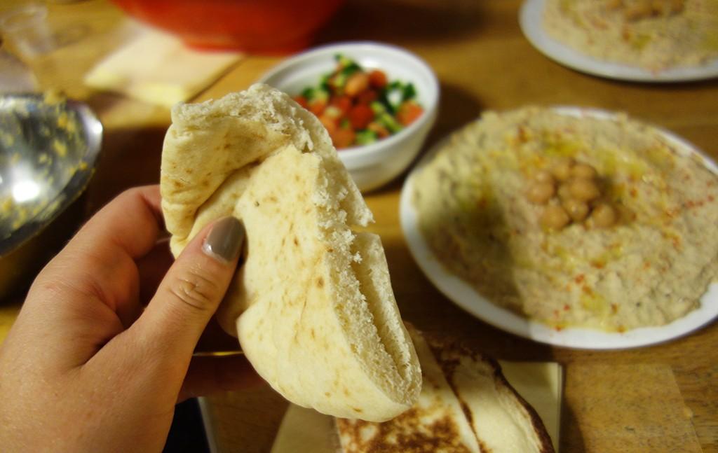 het lekkerste eten ter wereld in Israël