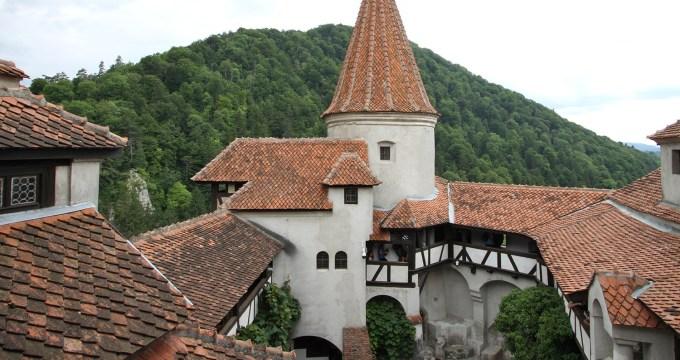 kastelen Transsylvanië Roemenië