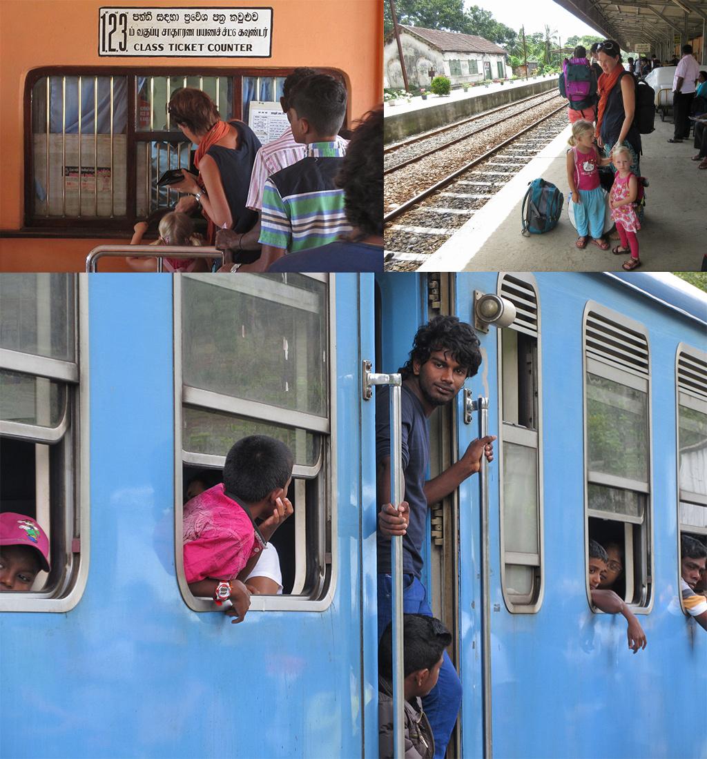 kosten Sri Lanka vervoer