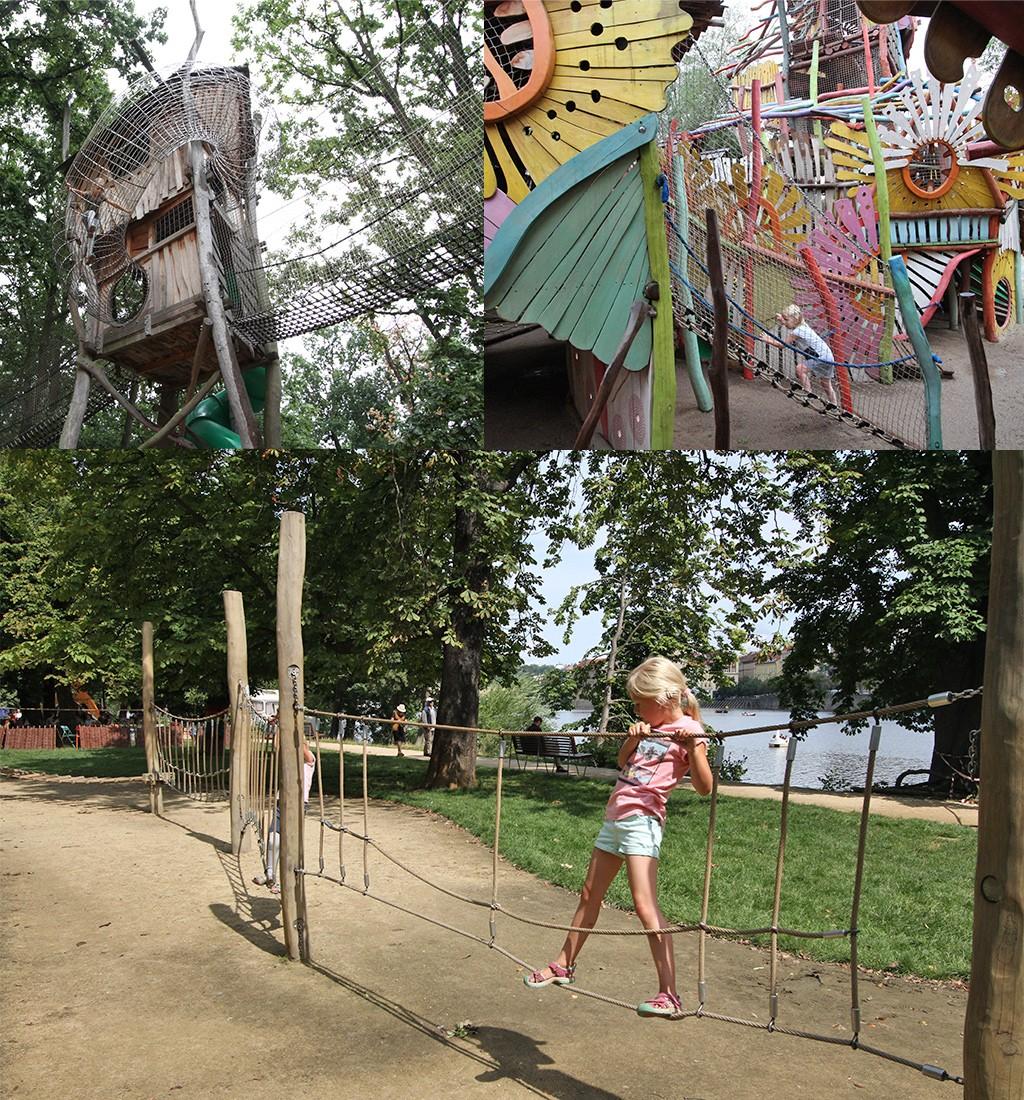 lekker spelen in Mirakulum en centrum Praag