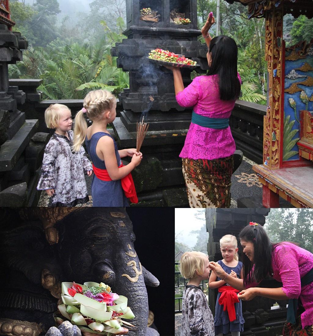 lokale homestay sidemen Bali