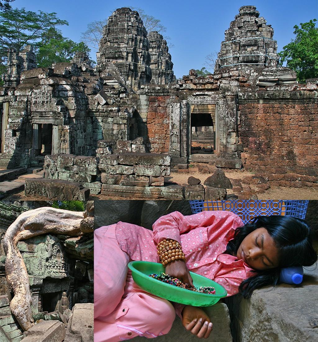 mooiere tempels dan Angkor Wat