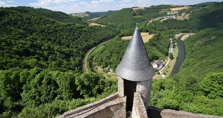 mooiste kastelen Luxemburg