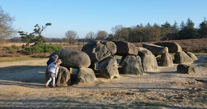 mooiste wandeling van Drenthe bij Havelte