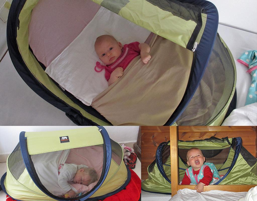 reizen met kinderen - weinig slaap