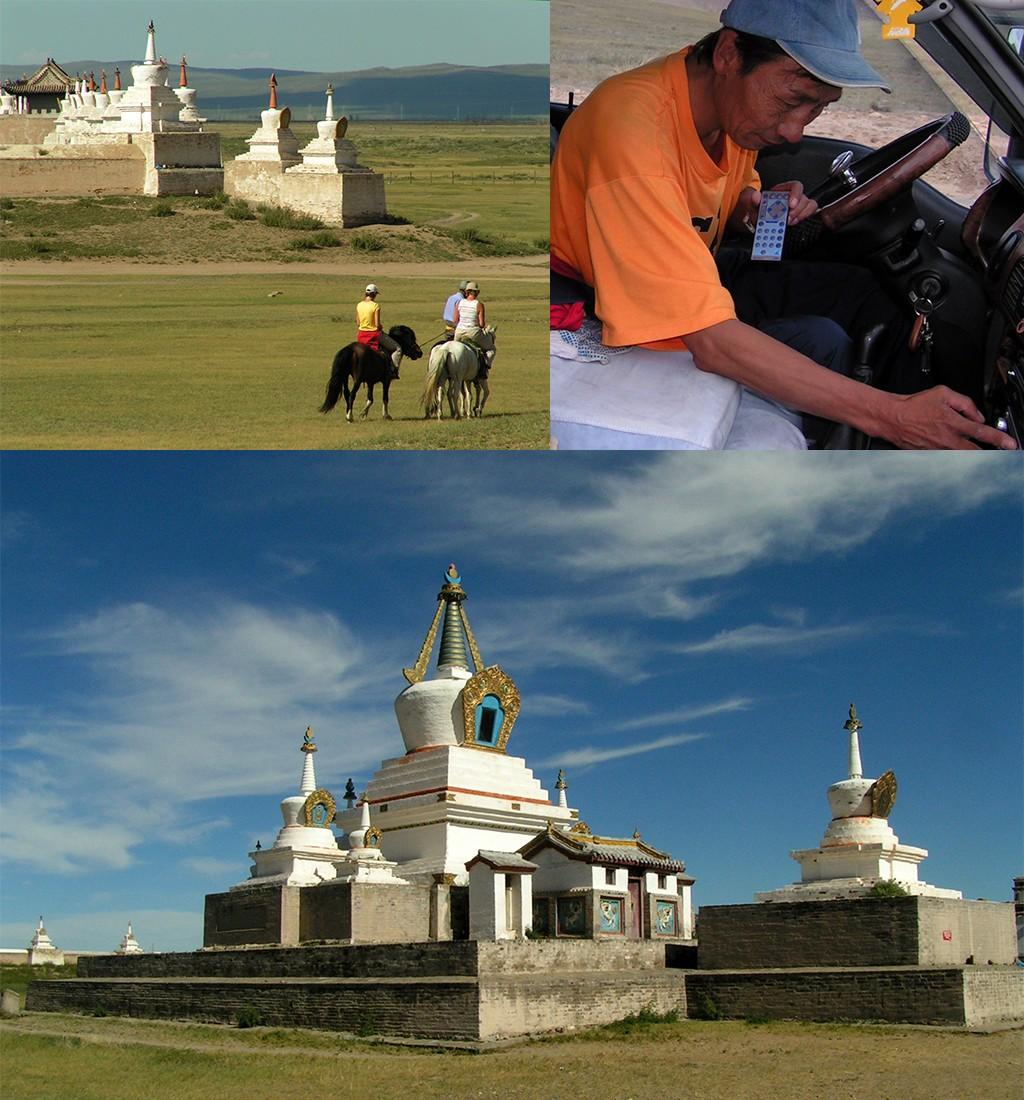 roadtrip Mongolië
