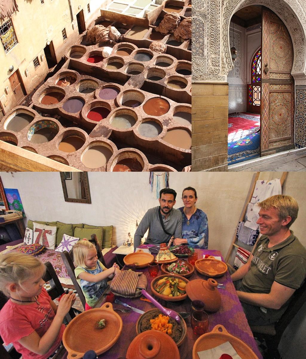 roadtrip buiten Europa vanuit Fez