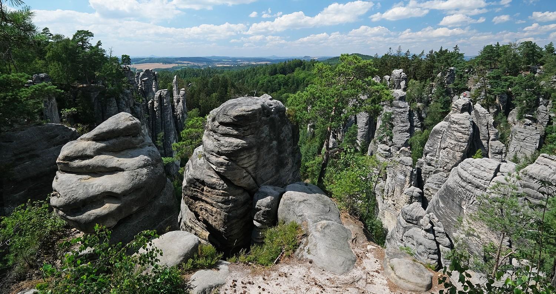 route Tsjechië rondreis