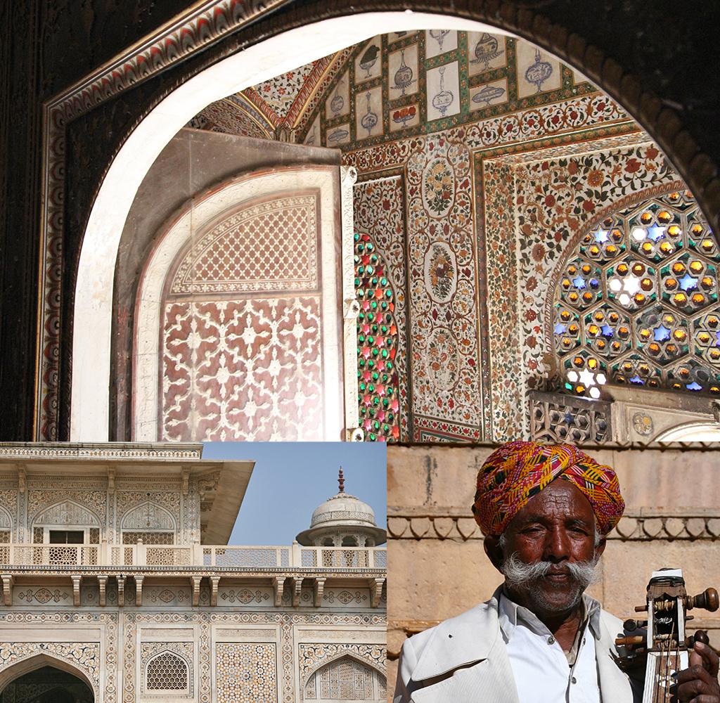Ook voor sprookjesachtig Rajasthan India visum nodig