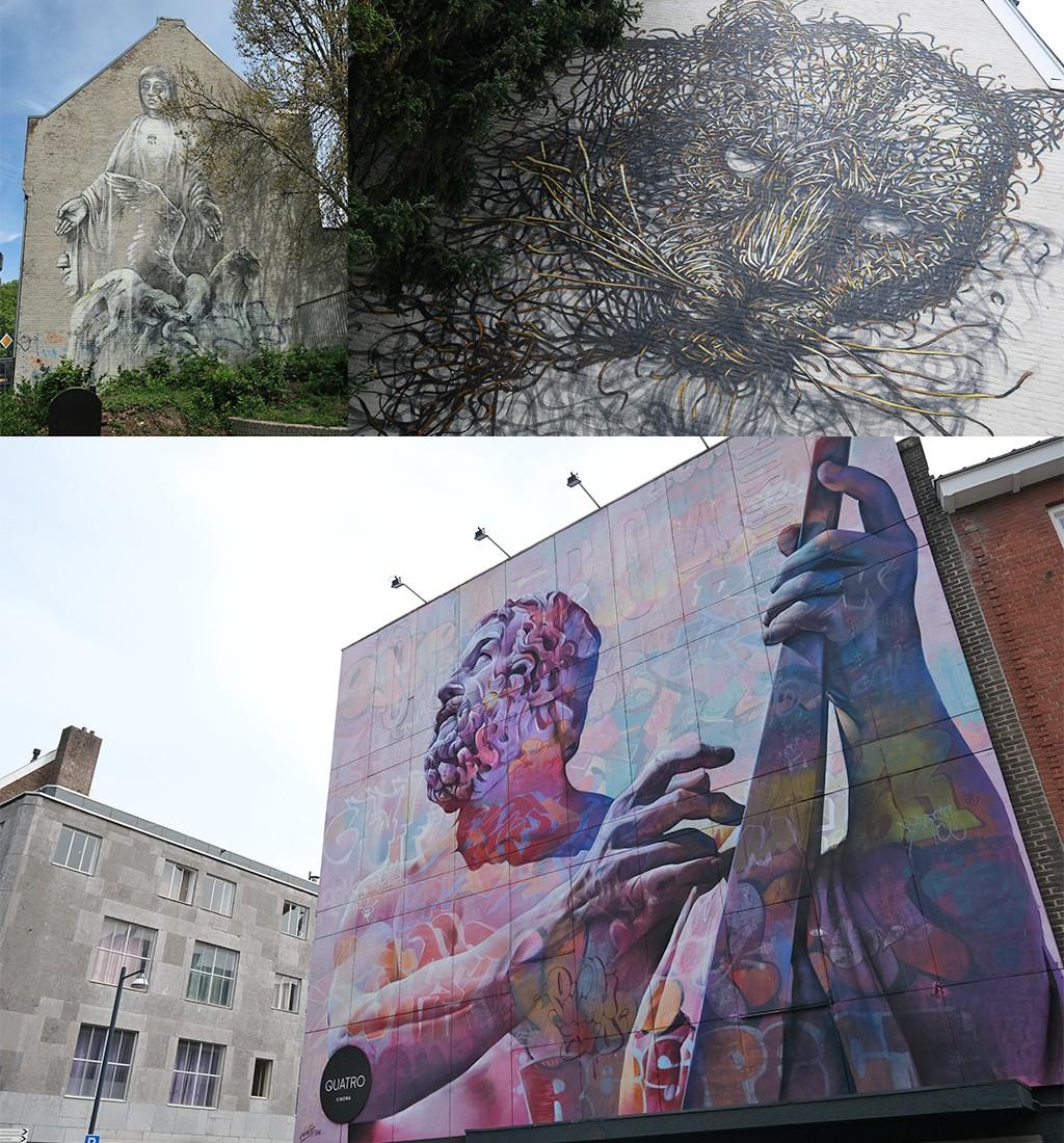 street art centrum Heerlen