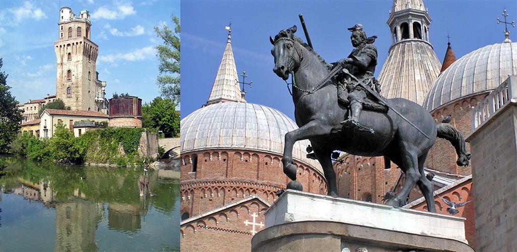 uitstapjes Venetië - Padua