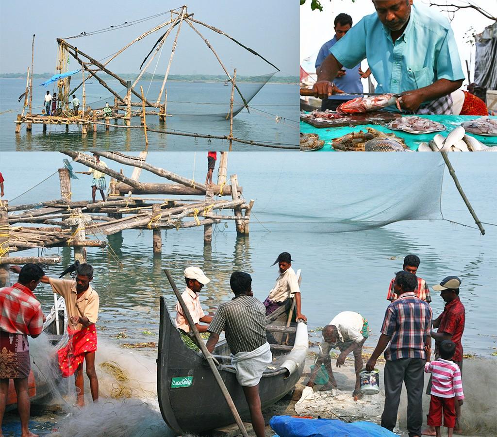 vismarkt Kochin Kerala