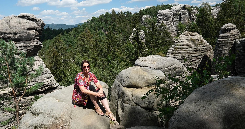wandelen natuurschoon Tsjechië Polen