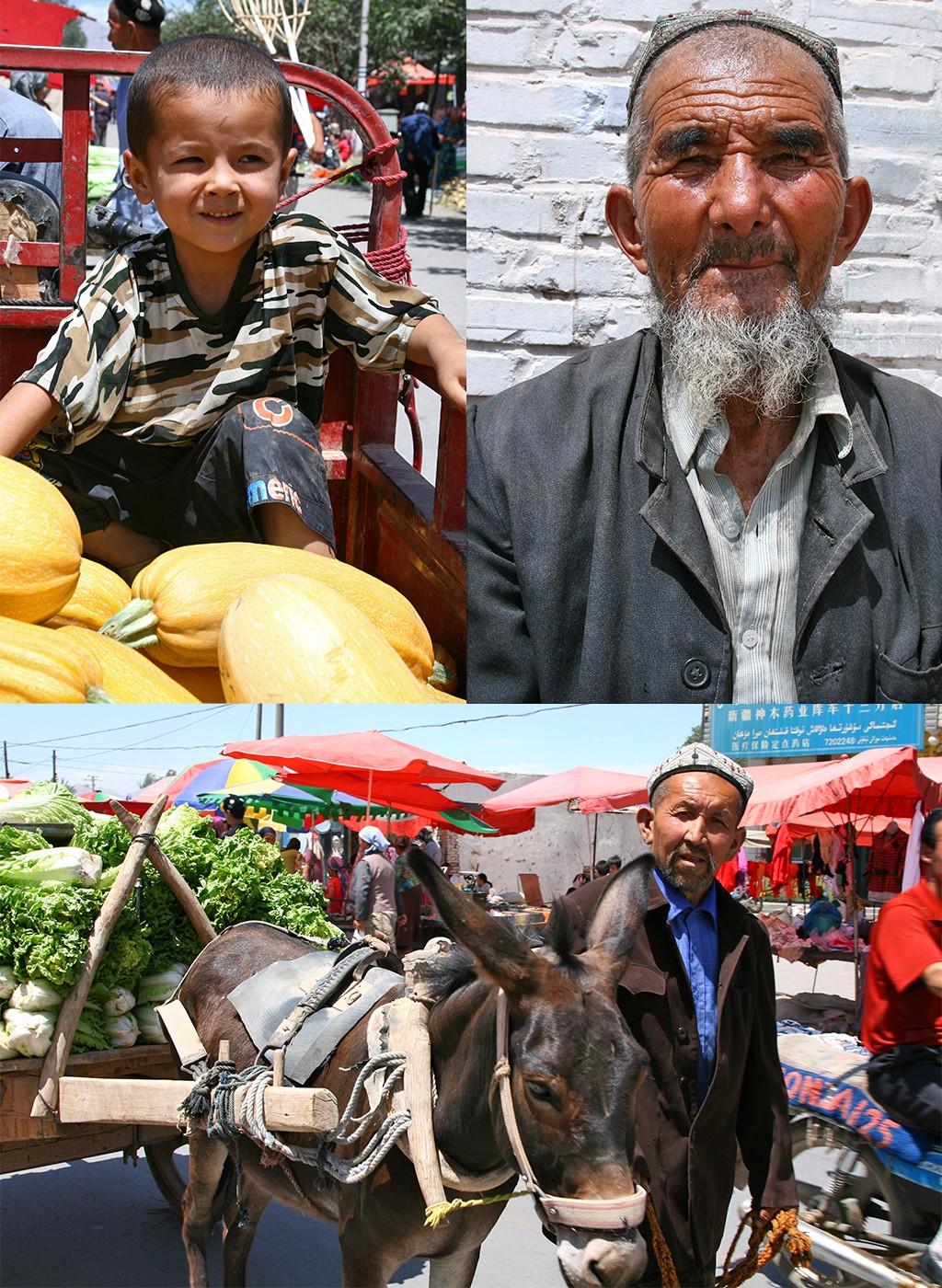 zien en doen in het westen van China in Kuqa