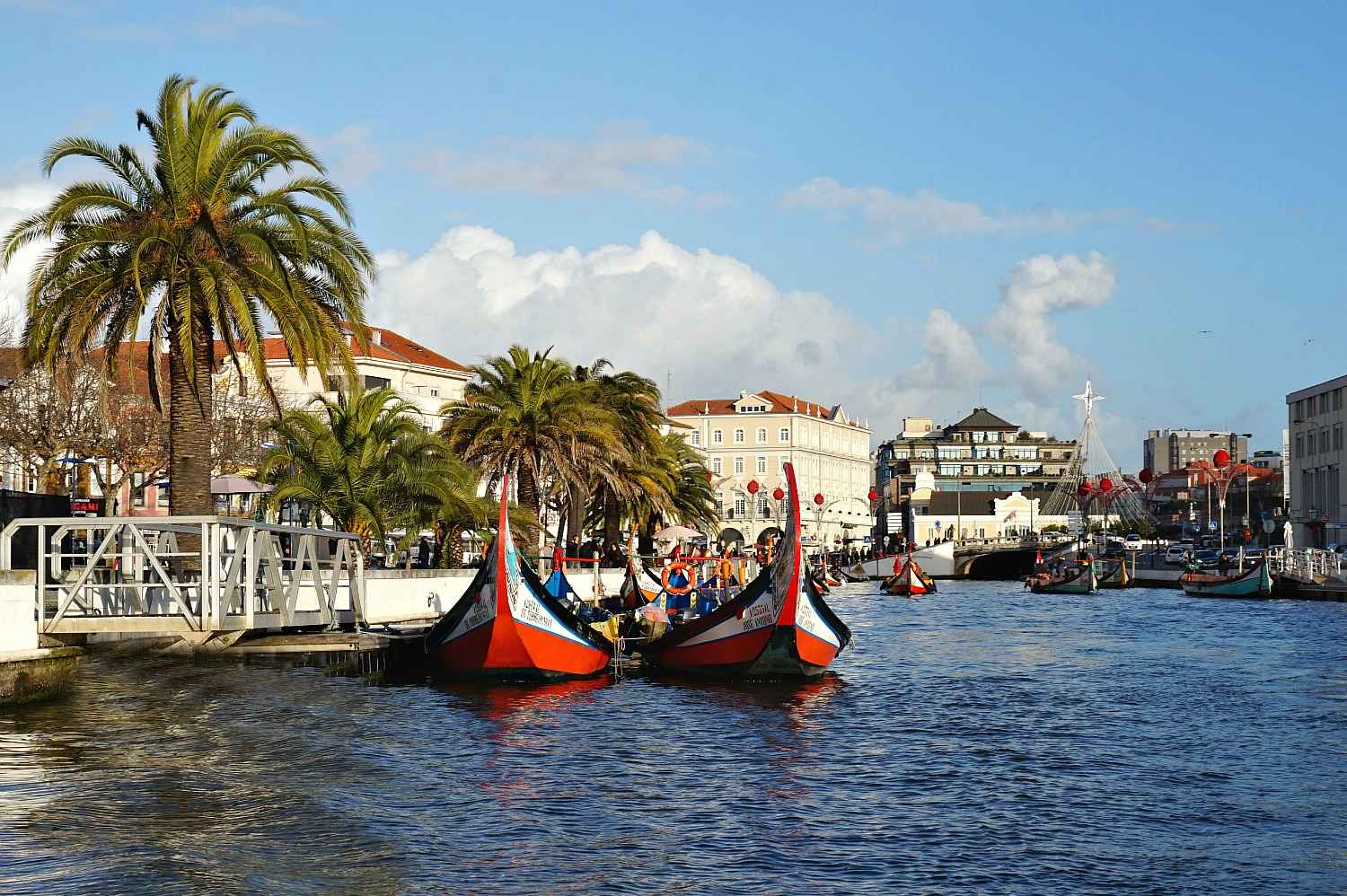 "Portugal - one week itinerary. Aveiro, ""Venice of Portugal"" is Portugal's most romantic towns."