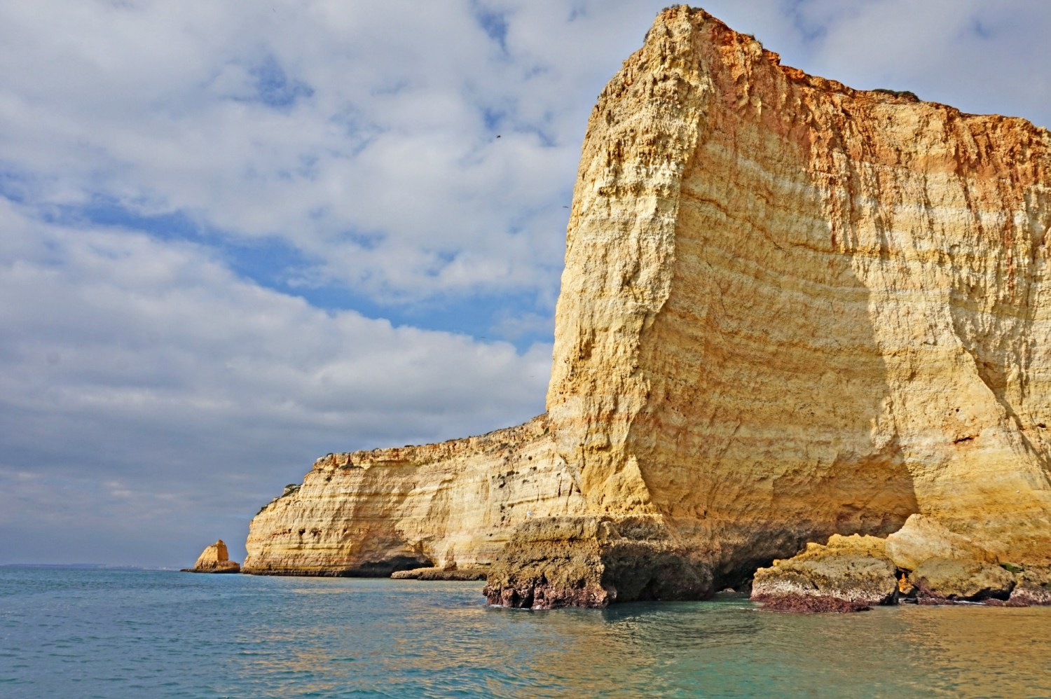 11 Top Reasons to Visit Portugal. Stunning Algarve shines year around.