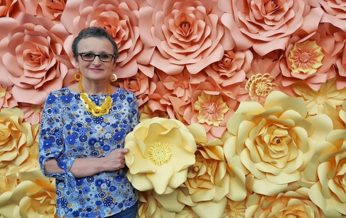 Living and traveling with cancer. Philadelphia Flower Show.