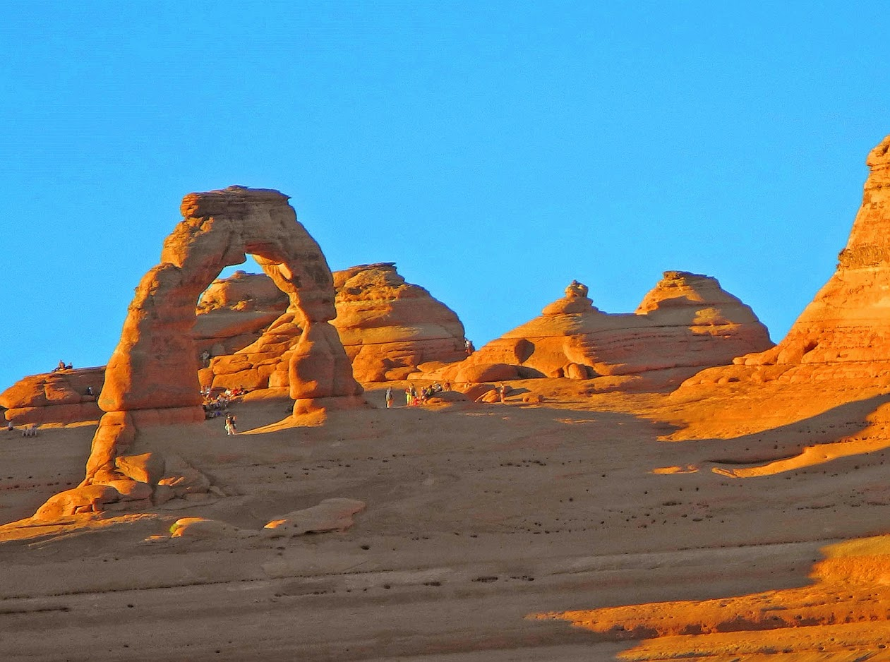 Why Utah Is the Best State for Nature Lovers. Famous Delicate Arch in Arches National Park.