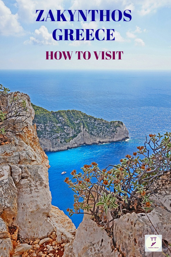 Zakynthos - your ultimate beach vacation spot. Stunning vistas, blue water, abundance of beaches, great food, good hotel base - and all without breaking your budget! #Zakynthos #Greece #beachvacations