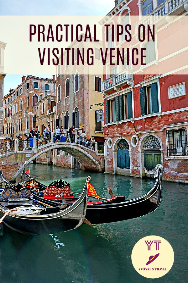 Make you trip to Venice go smoothly. Learn all the best tips on visiting Venice. #veniceitaly #tipsonvisitingvenice