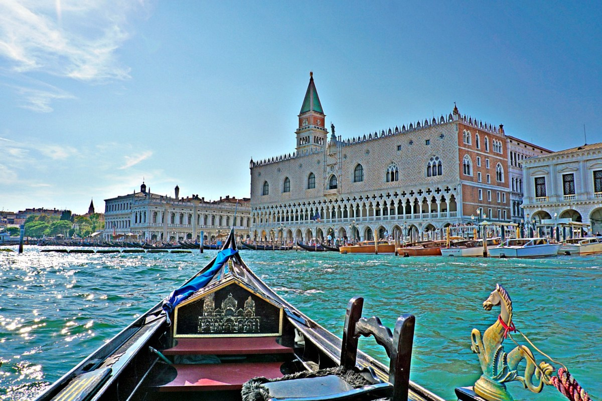 What not to miss in Italy - Palazzo Ducale in Venice