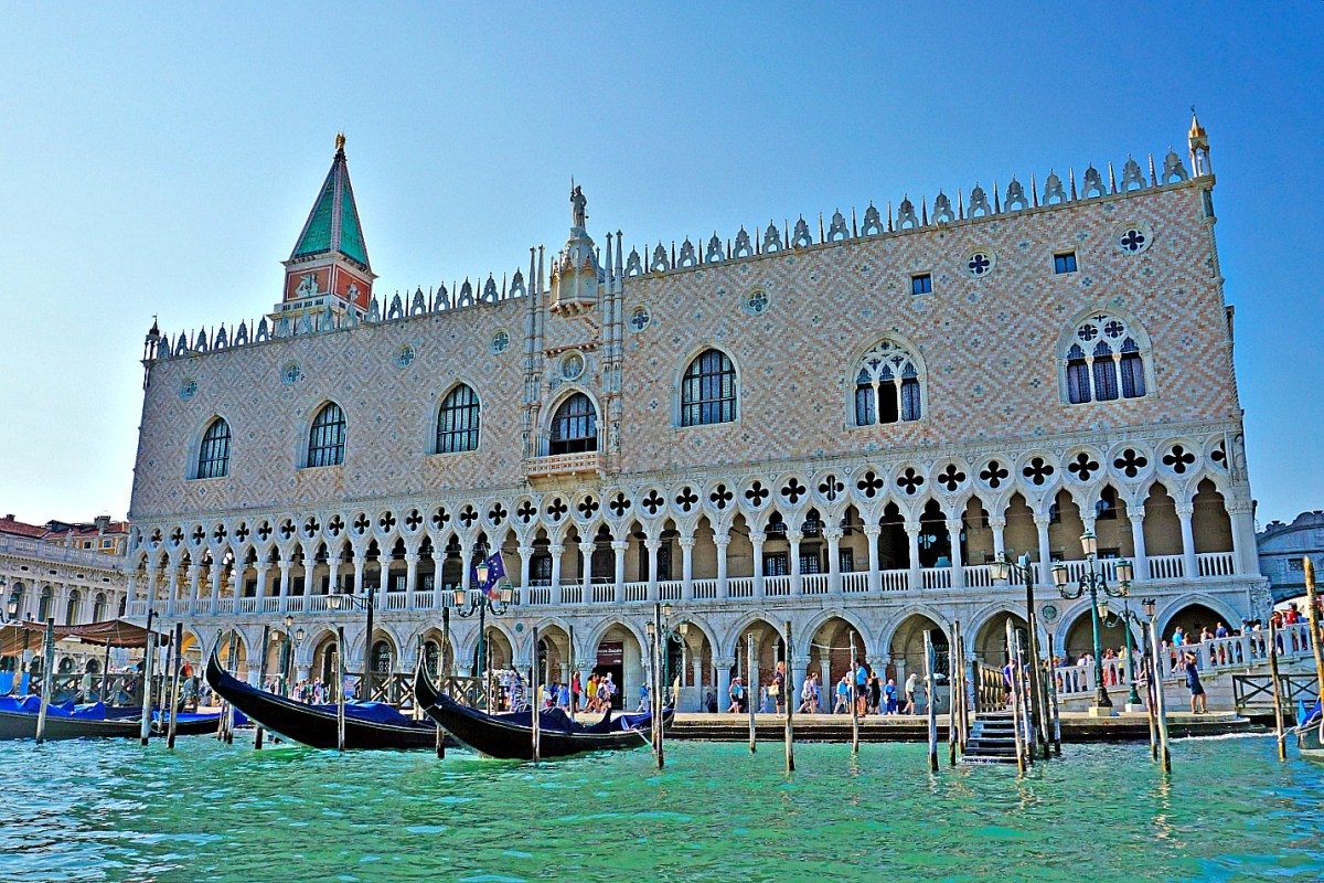 Palazzo Ducale is one of the most important attractions in Venice.