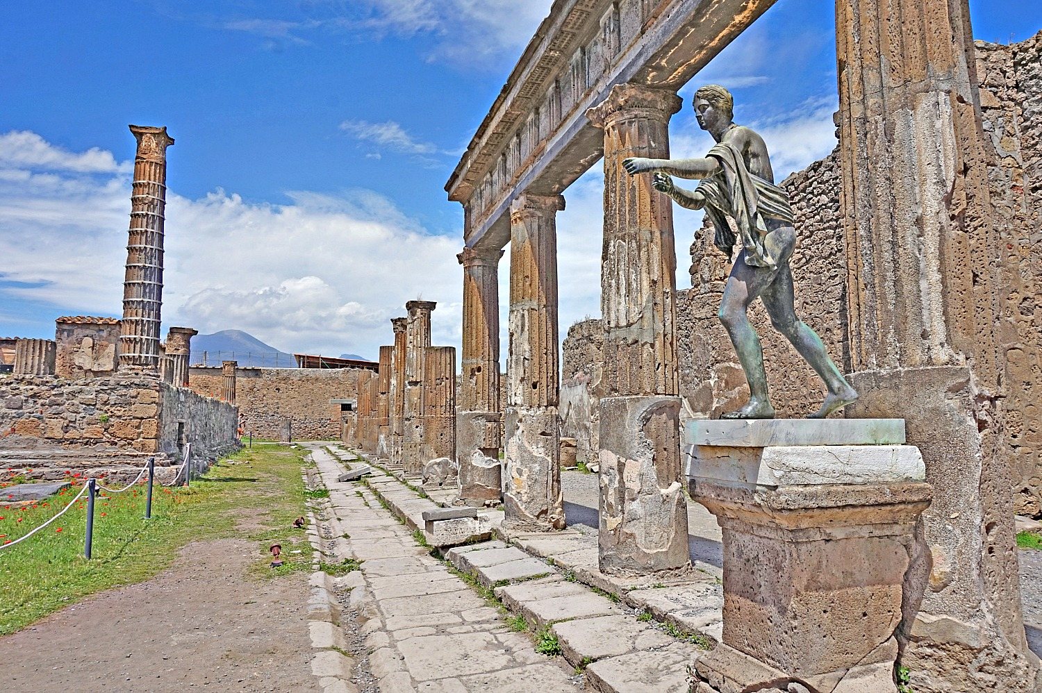 Pompeii Archeological Site