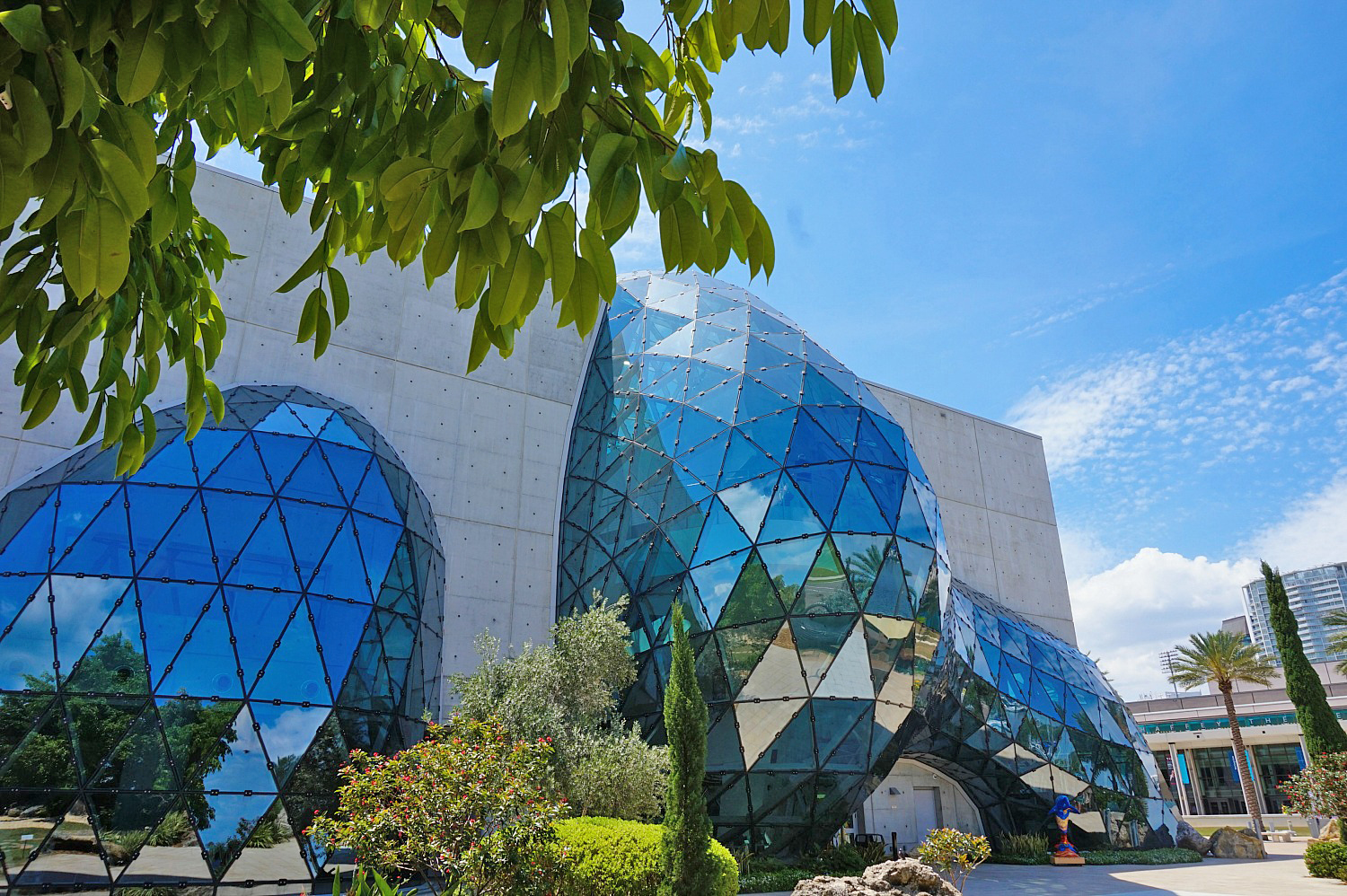 Reasons to visit America - Dali Museum St. Petersburg. Florida.