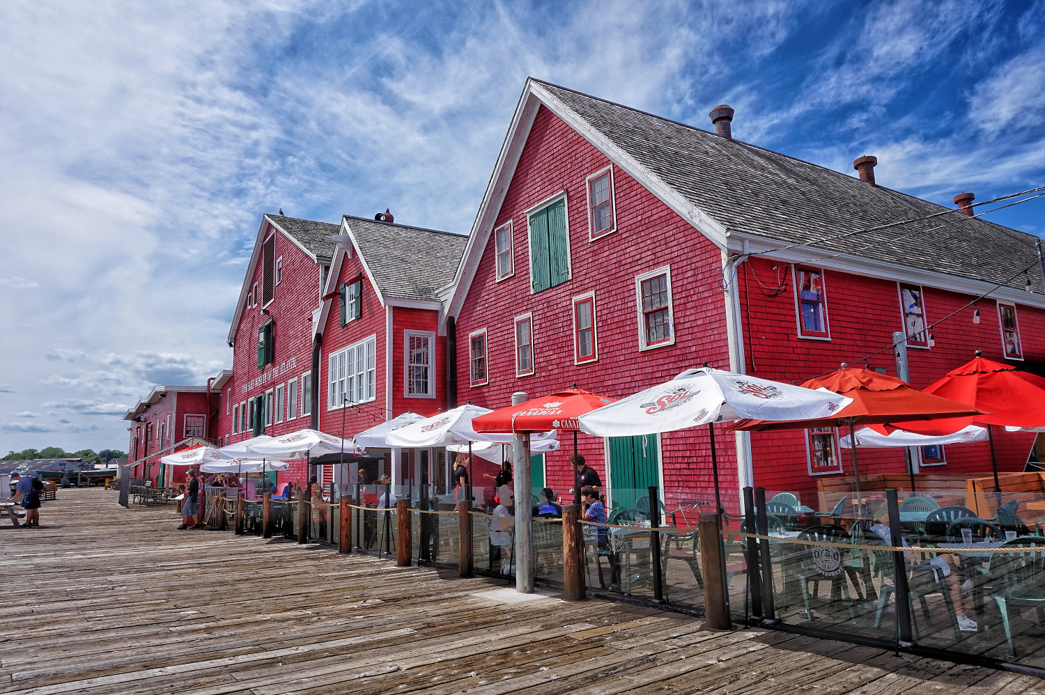 Historic Lunenburg.