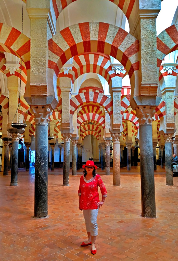 Mosque of Cordoba is one the most important structures still standing since Moorish times.