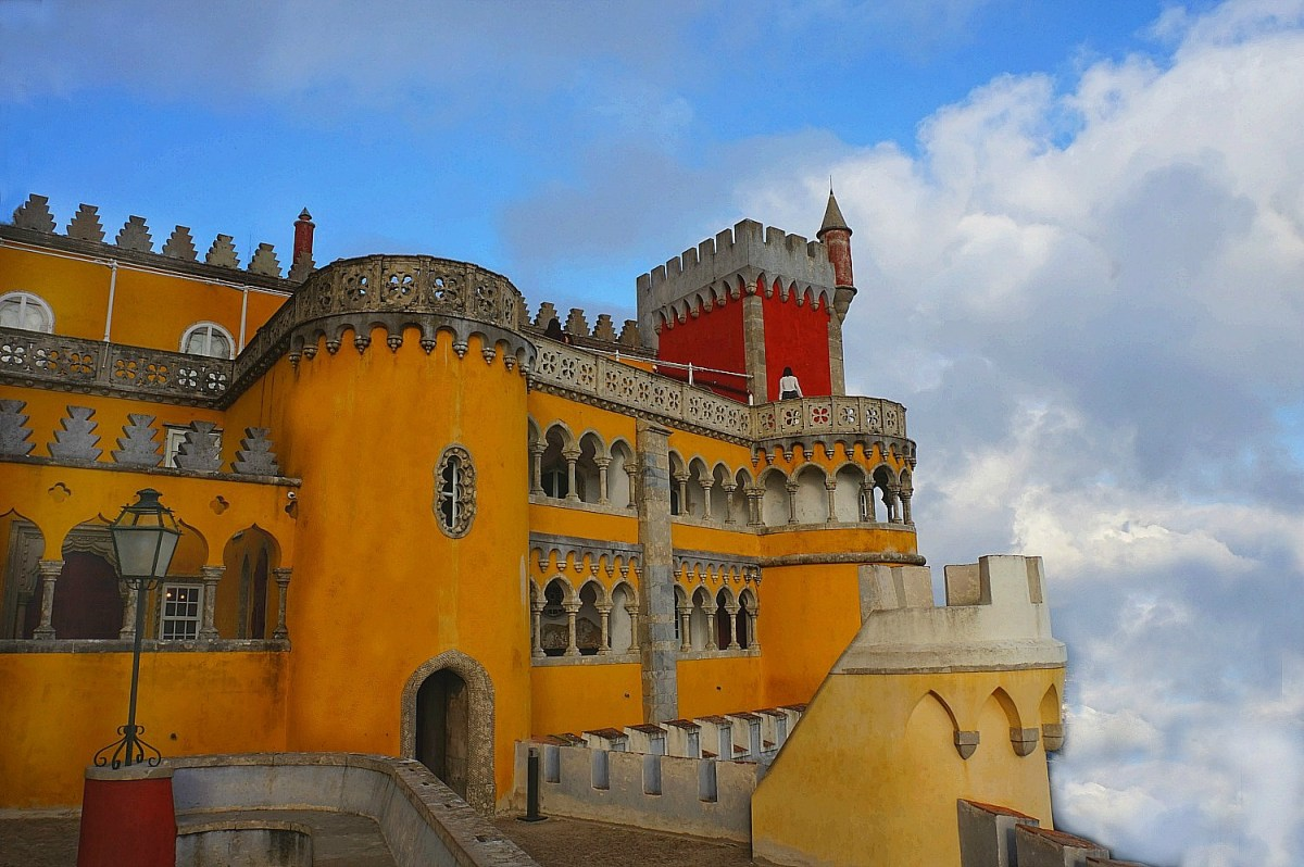 Pena Palace. When visiting Lisbon, put Sintra on your must-see list.