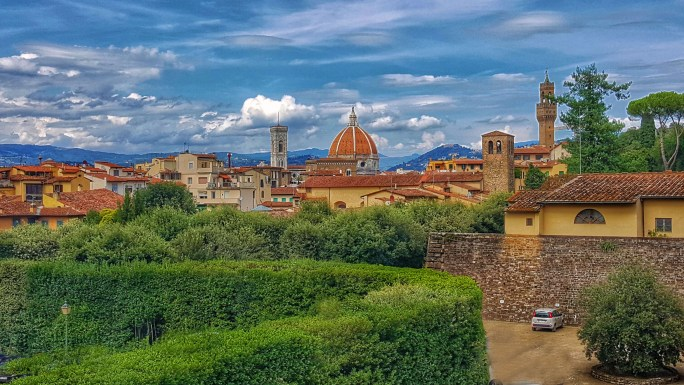 Best cities to visit in Europe, Florence.